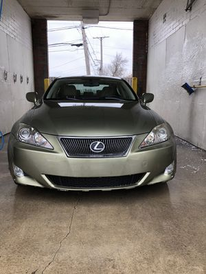 2008 Lexus IS 250 AWD low miles for Sale in Chicago, IL