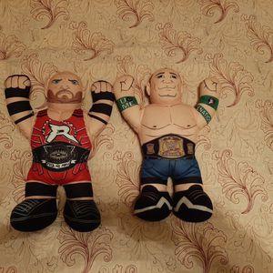Wrestling Stuffed Toys for Sale in Phoenix, AZ