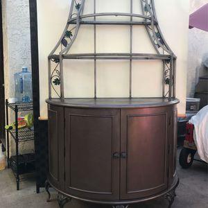 Bakers Rack $140 for Sale in Bellflower, CA