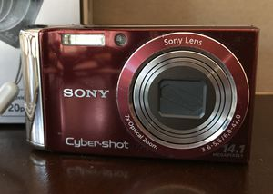 Sony Cyber Shot for Sale in Palm Beach Gardens, FL