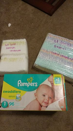 Diapers for Sale in Virginia Beach, VA