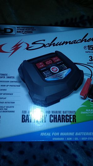 Schumacher(battery charger) for Sale in Fountain, CO