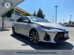 2017 Toyota Corolla for Sale in Fontana, CA