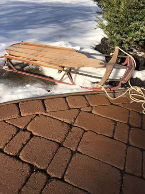 Vintage sled for Sale in Centreville, VA