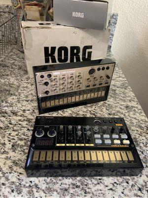 KORG Volca Beats + Keys for Sale in El Cajon, CA