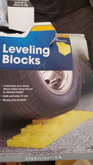Leveling blocks -10 blocs for Sale in Peoria, AZ