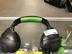 Turtle Beach Gaming Headset #12500-2 for Sale in Chelsea, MA