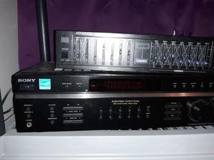 Sony home receiver for Sale in VLG OF LAKEWD, IL