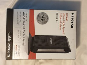 Netgear CM1000 Highspeed Router for Sale in Highland, CA