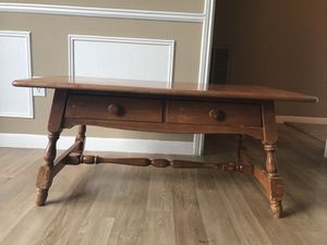 Heywood Wakefield antique coffee table for Sale in Houston, TX