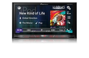 """Pioneer avh-4100nex 2-din flagship multimedia dvd receiver with 7"""" wvga for Sale in Arlington, TX"""
