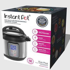 Instant Pot Duo Plus for Sale in Charlotte, NC