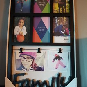 Family 8 Frame Collage for Sale in Anderson Island, WA