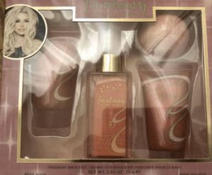Britney 💖 Spears Gift 🎁 Set for Sale in Fresno, CA