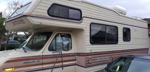 1984 Jamboree By Fleetwood Rv Very Clean Low Mileage Runs Great Cheap Camper No Issues for Sale in Manteca, CA