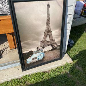 Paris Pic Frame for Sale in Fresno, CA