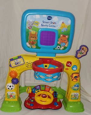 VTech Smart Shots Sports Center and VTech Turn and Learn Driver for Sale in Bowie, MD