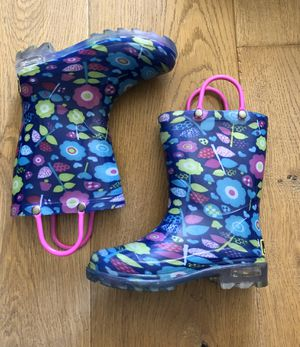 Western Chief Light Up Rain Boots sz 10 for Sale in Castro Valley, CA