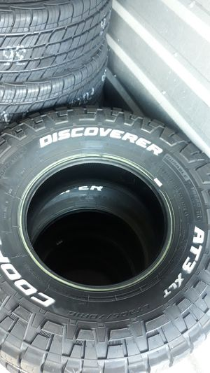 Brand new set of 4 cooper discoverer AT3 XLT LT305/70/16 for Sale in Miami, FL