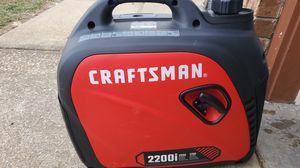 Craftsman 1700 watts inverter generator for Sale in Festus, MO