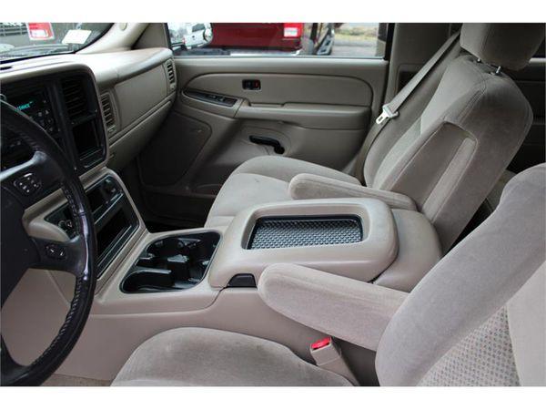 2005 Chevrolet Silverado 1500 4WD LS EXT CAB SHORT BED BOSE STEREO