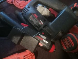 Black and Decker cordless tools for Sale in Ocala, FL