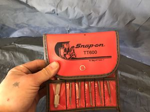 Snap on TT600 6 piece terminal tool kit for Sale in Woodburn, OR