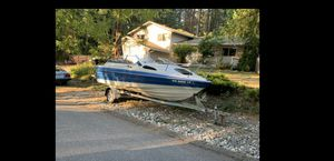 1988 Bayliner Capri w/ Force 125; trailer and cover for Sale in Bremerton, WA