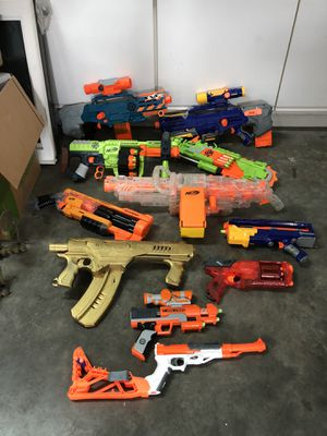 Nerf guns for Sale in Lacey, WA