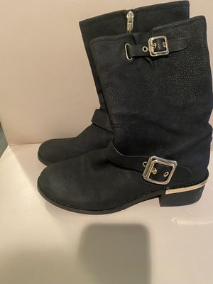 Vince Camino Leather boots for Sale in Sandy Springs, GA