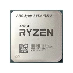 AMD Ryzen 3 Pro 4350G CPU With Integrated GPU for Sale in Chicago,  IL