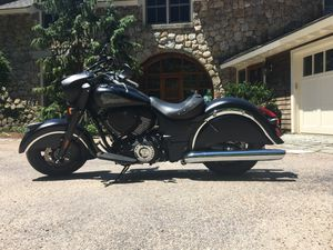 2016 Indian Chief Dark Horse for Sale in Lincoln, MA