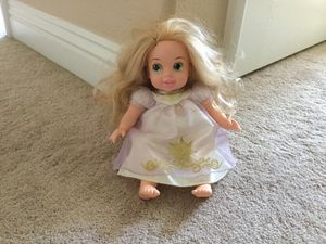 Rapunzel baby doll for Sale in Henderson, NV