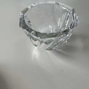 """Orrefors Precious Crystal Bowl (3 1/8"""" H) for Sale in Long Beach, CA"""