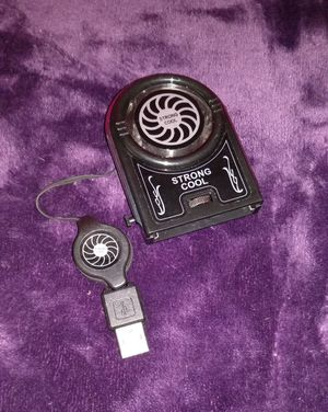 Mini Vacuum USB COOLING FAN for Sale in Gladstone, OR