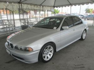 2003 BMW 5 Series for Sale in Gardena, CA