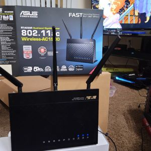 asus rt-ac68u 802.11ac for Sale in Tacoma, WA