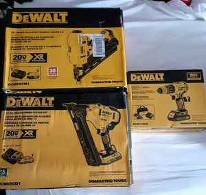 Dewalt products! for Sale in Linthicum Heights, MD