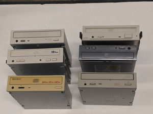 6 Internal DVD Drives 2 Sony, 1 Hewlett Packard, Acer, Apple, and a Couple More for Sale in Arlington Heights, IL