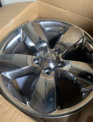 """Ram 1500 20"""" Rims for Sale in King City, OR"""