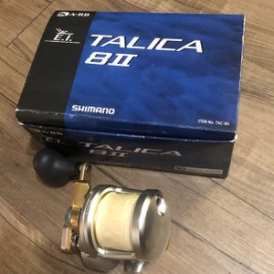 Shimano Talica 8 for Sale in Costa Mesa, CA