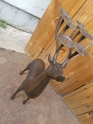 Bronze deer for Sale in Fort Worth, TX