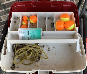 Plano Single Tray Tackle Box - Fishing for Sale in Palos Hills, IL