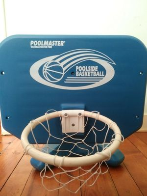 Poolside basketball hoop for Sale in Pittsburgh, PA