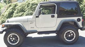 BUY NOW Jeep WRANGLER 2001 for Sale in Baton Rouge, LA