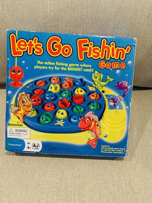 Let's Go Fishin' Game for Sale in Chicago, IL