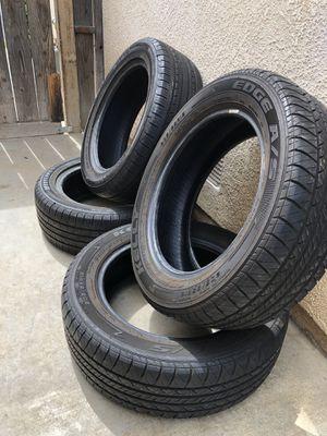 205-55-16 set of 4 tires for Sale in Pico Rivera, CA