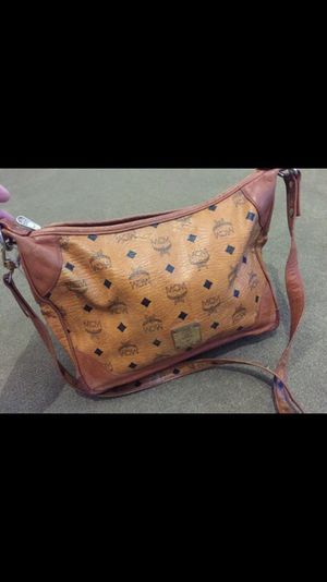MCM bag, purse, used but good shape for Sale in Dallas, TX