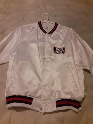 Bud light jacket size x large for Sale in Las Vegas, NV