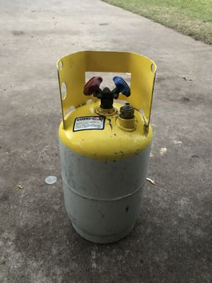Freon Recovery Tank 30# for Sale in North Richland Hills, TX